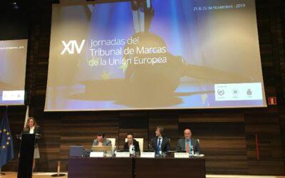 XIV Jornadas del Tribunal de Marcas de la Unión Europea