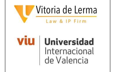 Empezamos las clases en materia de patentes en la Universidad Internacional de Valencia (VIU).