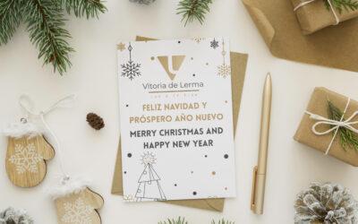 Vitoria de Lerma les desea unas Felices Fiestas.