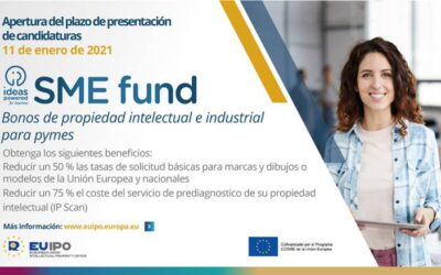 Ideas Powered for Business – Bonos de Propiedad Intelectual e Industrial para PYMES
