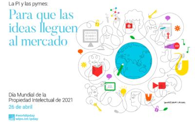 Día Mundial de la Propiedad Intelectual e Industrial 2021